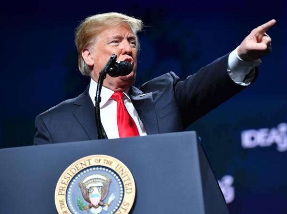 Usa, Donald Trump annuncia la fine temporanea dello shutdown
