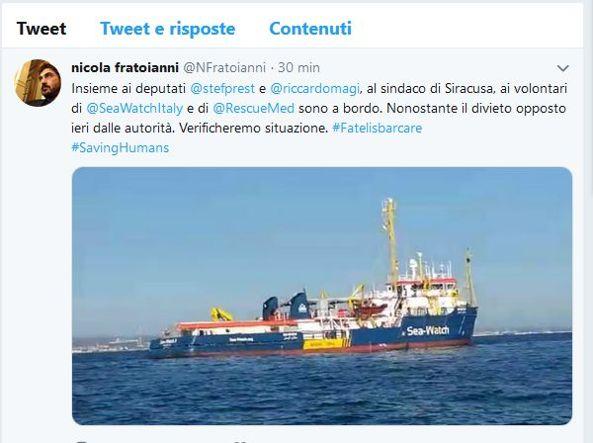 Migranti, Frontex: in Italia i numeri più bassi dal 2012