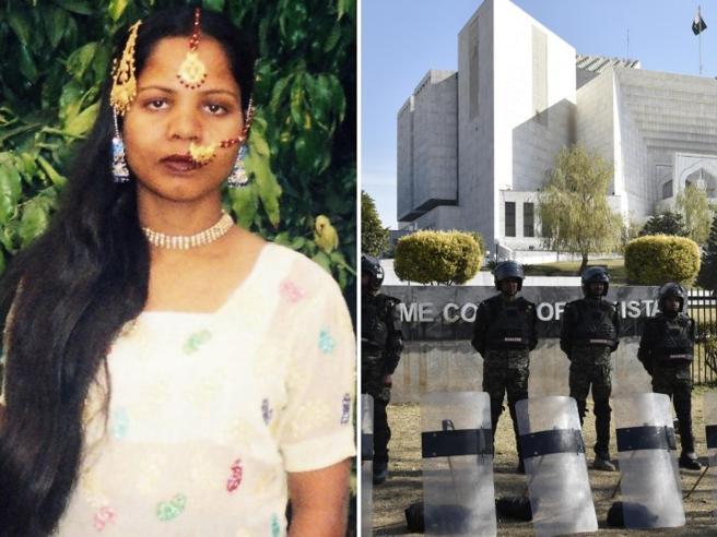 In Pakistan la Suprema Corte conferma: Asia Bibi è innocente