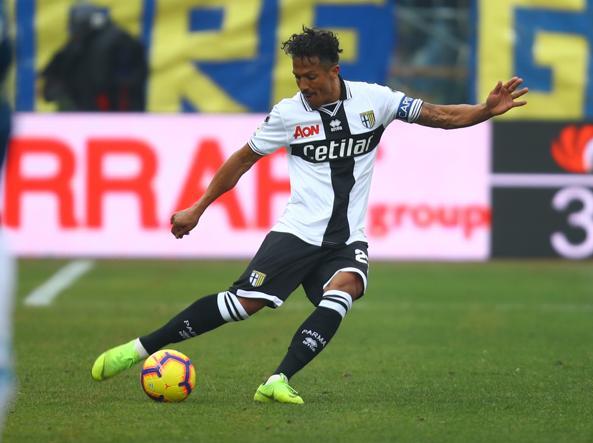 QUI PARMA - Bruno Alves ha rinnovato fino al 2020
