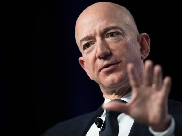 Amazon: profitti record, batte le attese