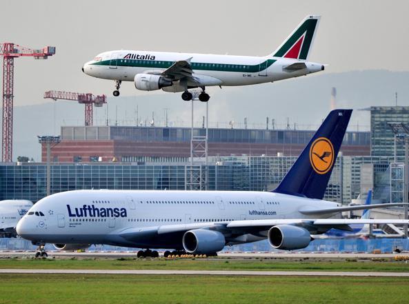 Alitalia, Lufthansa interessata.