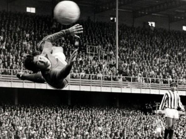 LUTTO, Addio a Gordon Banks, campione del 1966
