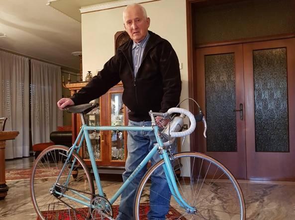Rubata nel veneziano bicicletta