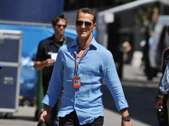 Michael Schumacher ha festeggiato i 50 anni a Maiorca