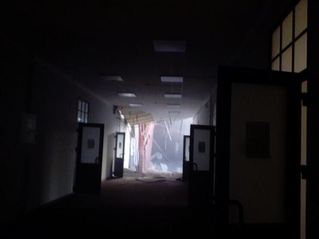 Russia: crollo in università a San Pietroburgo - Europa