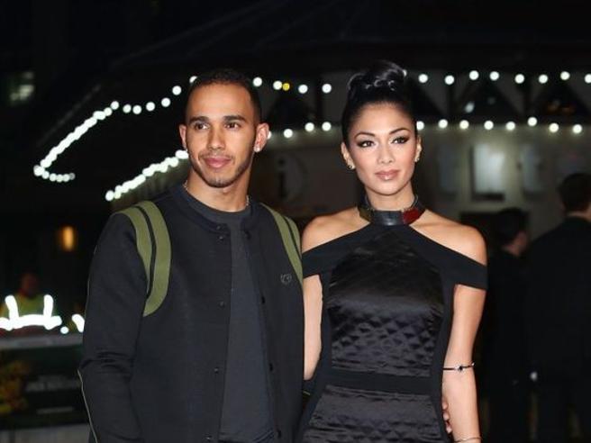 Finisce in rete il video hot di Lewis Hamilton e Nicole Scherzinger