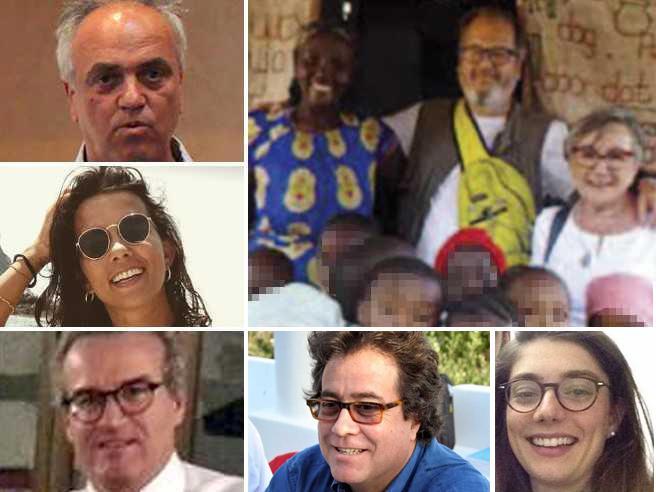 Incidente aereo in Etiopia: tra le vittime la figlia del prof Chimenti
