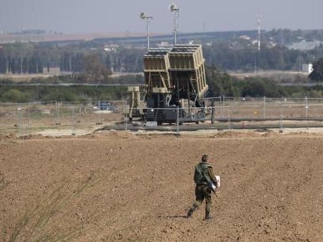 Due razzi da Gaza verso Tel Aviv. Israele: