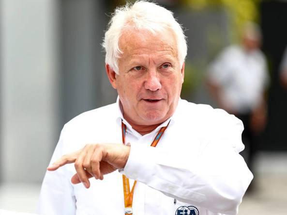 F1, morto il direttore di gara Charlie Whiting