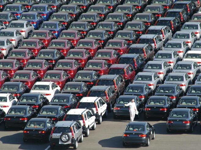 Immatricolazioni Auto: dati in calo per l'Europa a febbraio