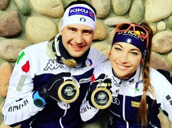Biathlon: Doppio oro azzurro con Wierer e