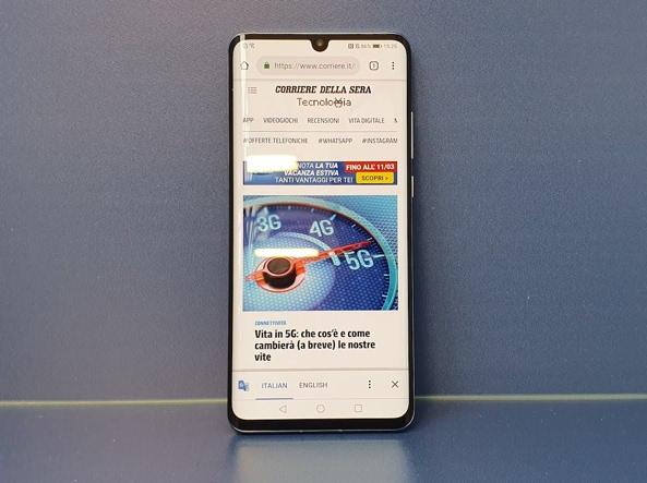 Huawei sfida Apple e Samsung: ecco lo smartphone con 4 fotocamere