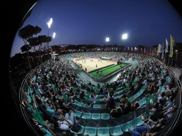 Mondiali Beach Volley a Roma