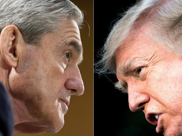 Trump e il Rapporto Mueller