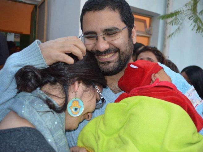 Egitto, liberato blogger primavera araba