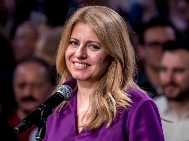 Zuzana Caputova eletta presidente della Slovacchia, sconfitto Sefcovic