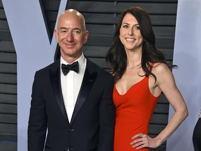 Cosa cambia per Bezos (e Amazon) dopo il divorzio dalla moglie