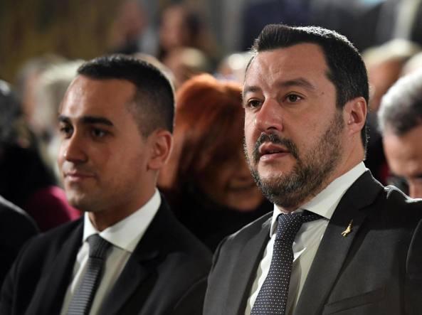 (Il Premier) Salvini gela Di Maio: