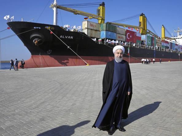 Washington dichiara i pasdaran iraniani una