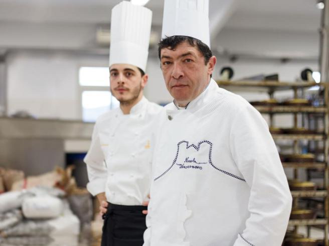 Nicola Fiasconaro, il pasticcere del panettone siciliano... che piace anche a Milano