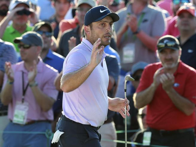 Masters Tournament, Molinari in testa dopo tre giri