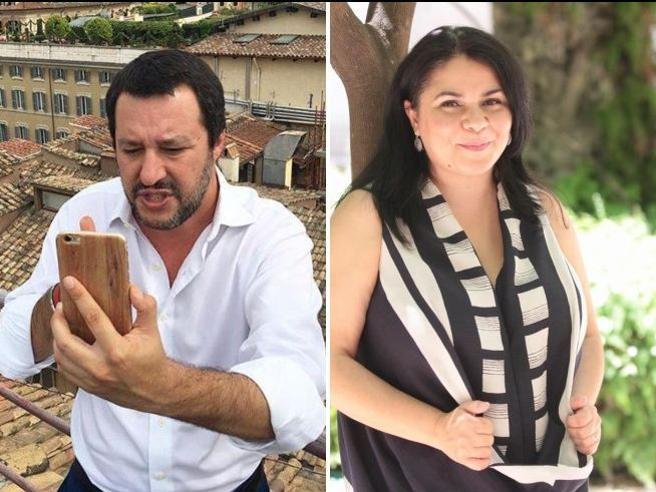 Michela Murgia risponde a Matteo Salvini: