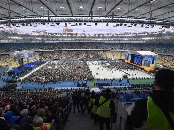 I risultati del ballottaggio per le elezioni 2019 in Ucraina
