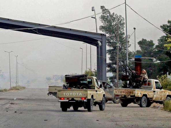 Trump ha dato il via libera ad Haftar per attaccare Tripoli