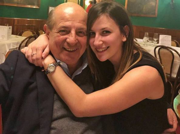 Giancarlo Magalli lascia la 22enne Giada: