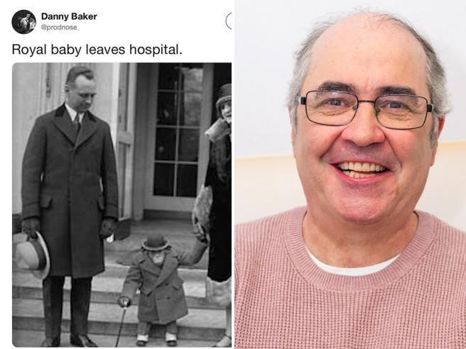Fa ironia sul Royal Baby su Twitter, conduttore Bbc licenziato in tronco
