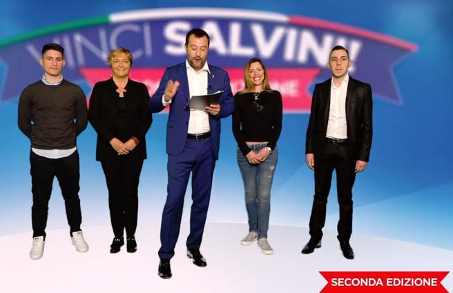 Papa riceve rom, Salvini: