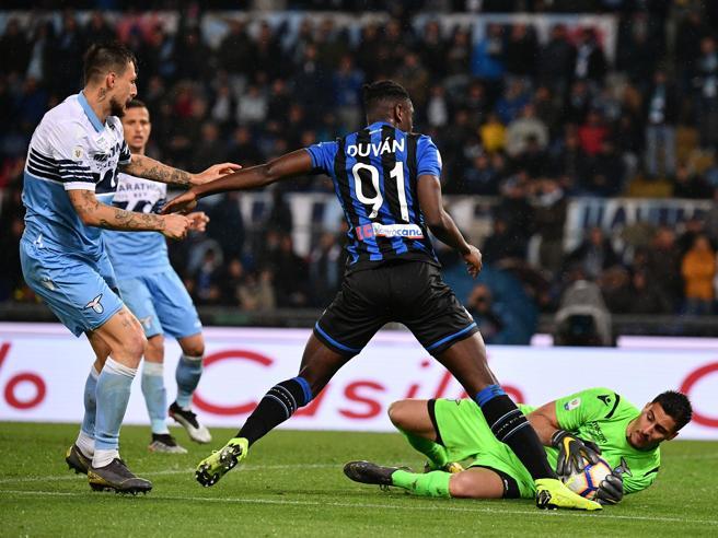 Atalanta-Lazio 0-2: Milinkovic-Savic e Correa, Coppa Italia ai biancocelesti
