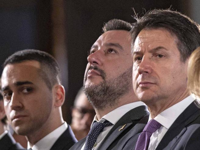 Salvini e Di Maio contro l'Onu: