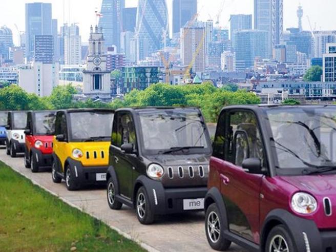 Ecobonus a tutte le moto elettriche e anche alle microcar