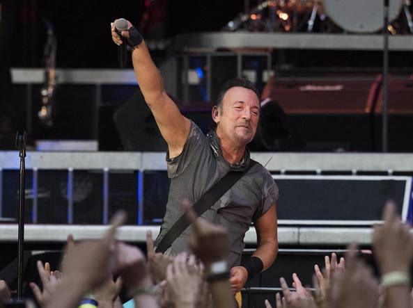 Musica: Springsteen, grande concerto a Roma il prossimo anno