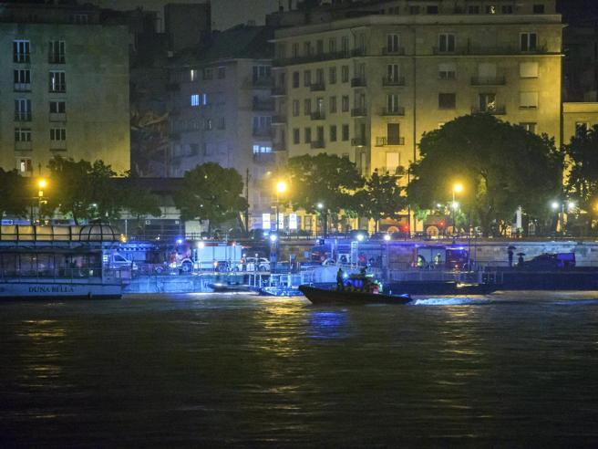 Scontro fra navi sul Danubio: tra i morti una bimba