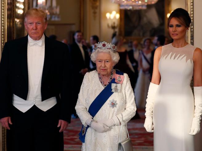 Trump a Londra, attacco a Khan