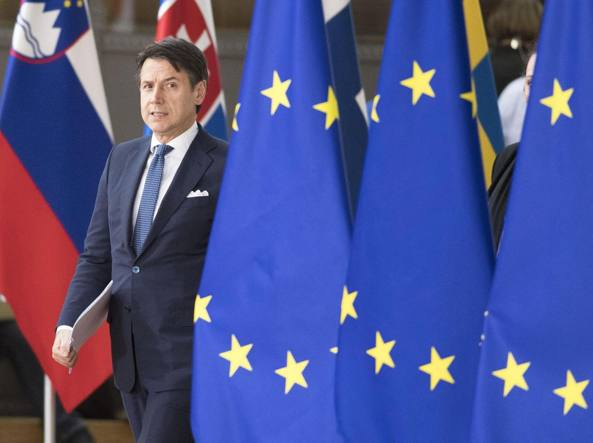 L'Ue gela l'Italia: