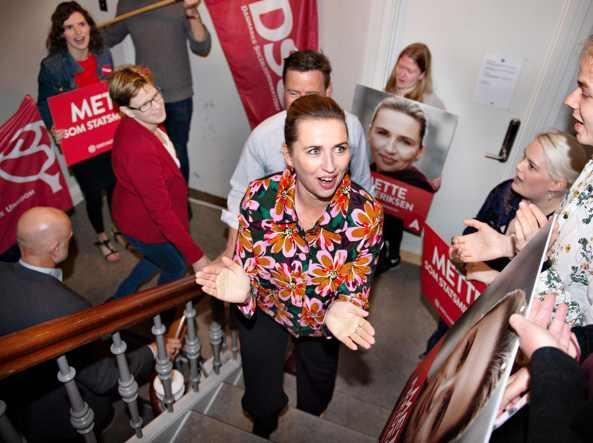 Danimarca, socialdemocratici in testa - Ultima Ora