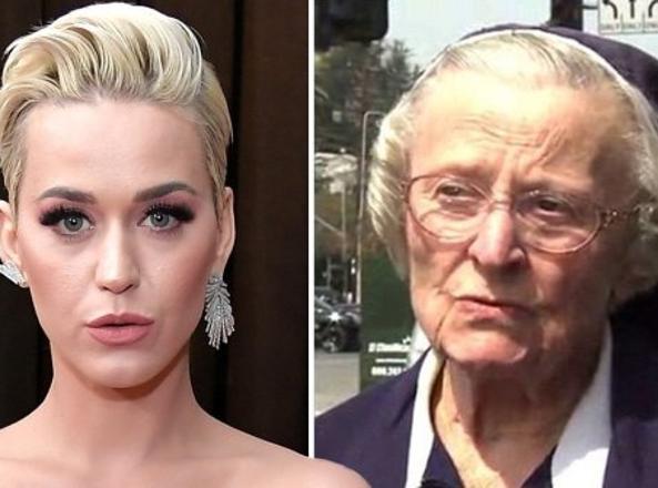 Suore contro la cantante Katy Perry: