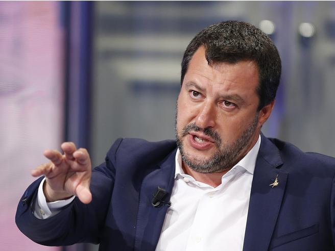 Matteo Salvini, cassette di sicurezza:
