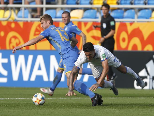 Mondiali Under 20, Italia eliminata ai piedi della finale dall'Ucraina