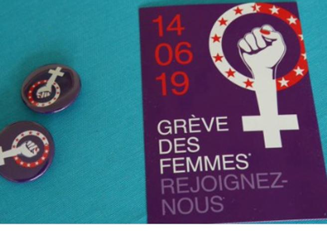 Le donne svizzere in piazza: 'parità'