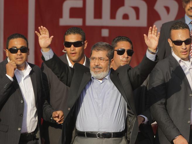 Egitto: morto l'ex presidente Morsi