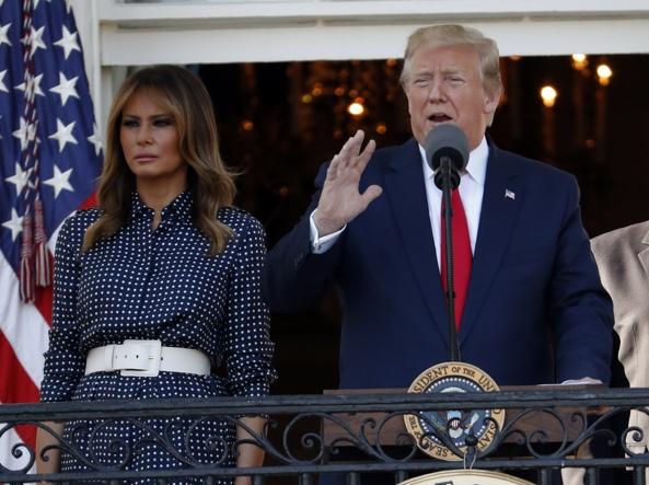 Una giornalista statunitense ha accusato Donald Trump di averla stuprata