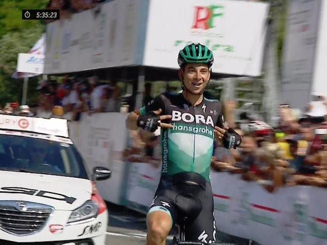 Formolo vince il titolo italiano under 23 in Alta Valtaro