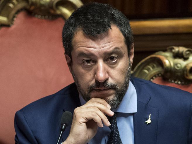 Salvini contro Di Maio