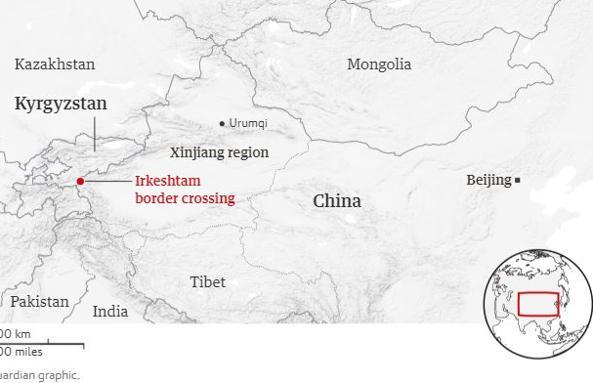 La polizia di frontiera cinese forzava l'installazione di app spyware?