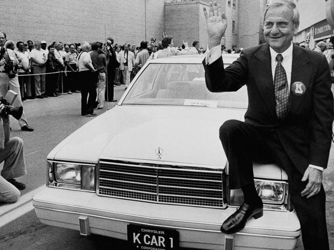 Morto Lee Iacocca, una leggenda dell'industria dell'auto